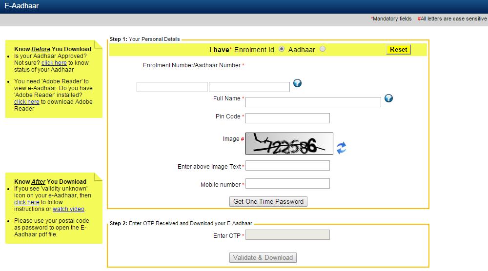 investmentkit articles 2021 download your aadhaar card online